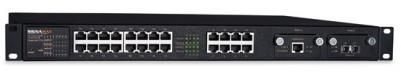 24 Port 10 100T TX + 2 Port Managed Gigabit Ethernet Access